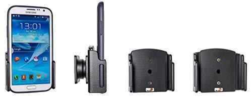 Brodit 511479 Universeller passiver Handyhalter (Breite: 75-89 mm, Dicke: 6-10 mm)*