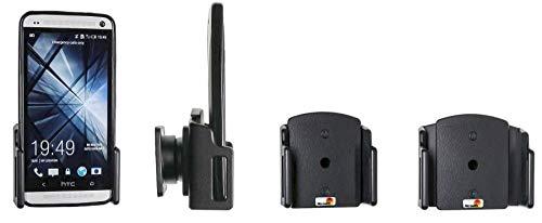 Brodit 511308 passiv universal Kfz-Halterung (Breite: 62-77mm, Dicke: 9-13mm) schwarz*