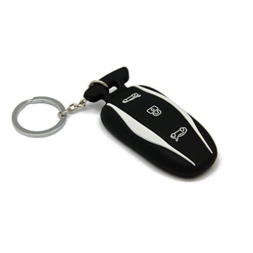 Topfit Silikon-Schlüsselschutz für Tesla Model S