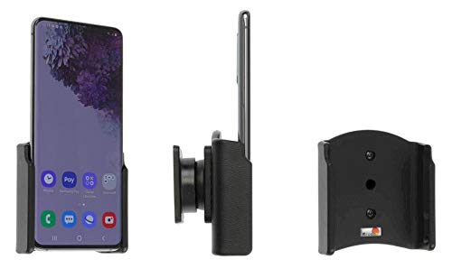 Brodit Gerätehalter 711190   Made IN Sweden   für Smartphones - Samsung Galaxy S20 4G, 5G, schwarz*