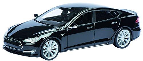 Tesla-Modellfahrzeug im Maßstab 1:43, limitierte Auflage von 1.000 Stück