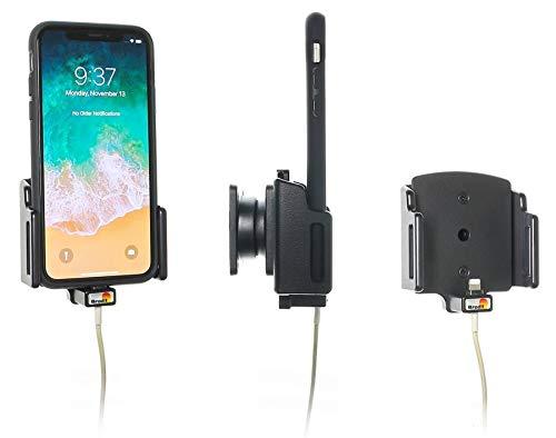 Brodit Gerätehalter 716013   Made IN Sweden   für Smartphones - Apple iPhone 11, iPhone X, iPhone XS, iPhone XR, iPhone 11 Pro*
