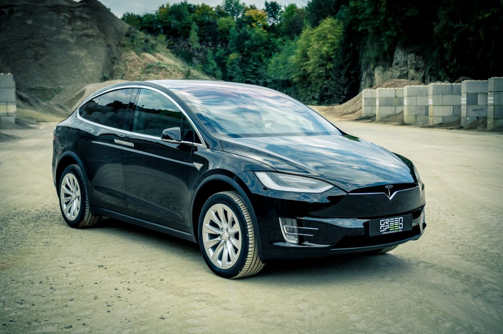 Tesla Model X 90D schwarz greenspeed emobility kaufen Aachen Deutschland
