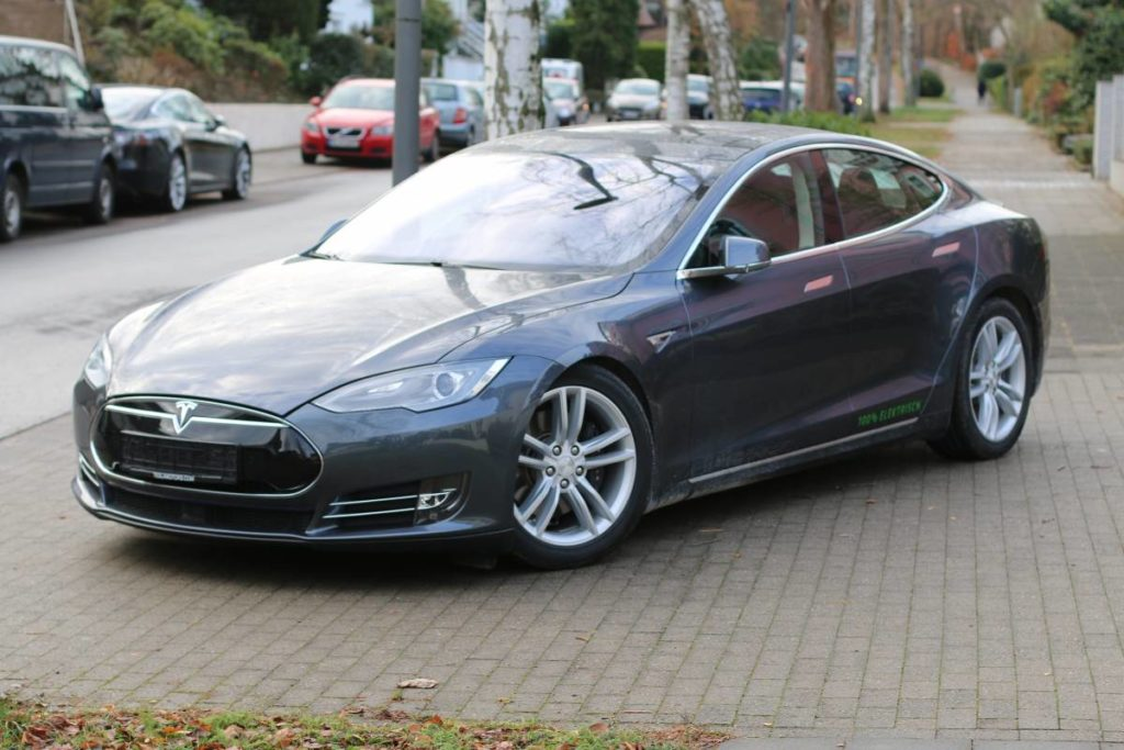 Foto: Tesla Model S P85+ von Greenspeed. | © Greenspeed.de
