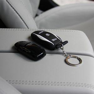 Foto: Topfit-Silikon-Schutzhüllen für Tesla Model S (schwarz) | © Hersteller