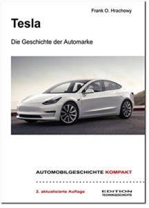Foto: Tesla – Die Geschichte der Automarke als Taschenbuch von Frank O. Hrachowy | © Verlag