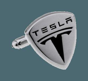 Foto: Tesla-Manschettenknöpfe von MasGemelos | © MasGemelos
