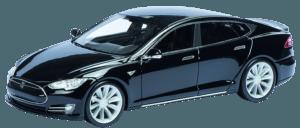 Foto: Tesla Model S: Schuco Modellfahrzeug im Maßstab 1:43 | © Schuco