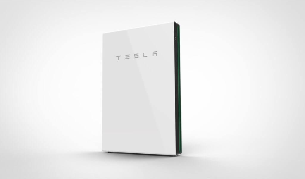Foto: Tesla Powerwall 2 | © Tesla Motors