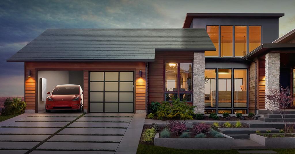 Foto: Tesla Solar Roof | © Tesla Motors