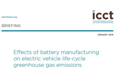 Foto: ICCT-Studie bestätigt positive Klimabilanz von Elektromotoren im Vergleich zu Verbrennern | © Greenspeed.de