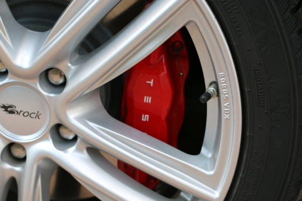 Tesla Model S P85D Titanium dual motors Räder Felgen Reifen rote Bremssättel Autopilot Greenspeed emobility Elektroauto Gebrauchtwagen kaufen Deutschland Aachen NRW Euregio