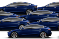 Produktion Verkaufszahlen Tesla Model 3 Nissan LEAF Elektroauto kaufen Greenspeed Aachen emobility