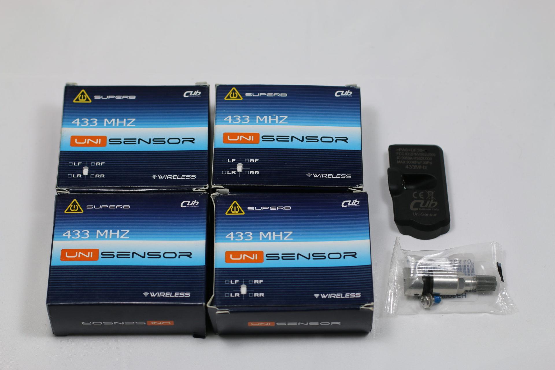 RDKS TMPS Sensor Greenspeed UniSensor CUB Aachen Deutschland kaufen