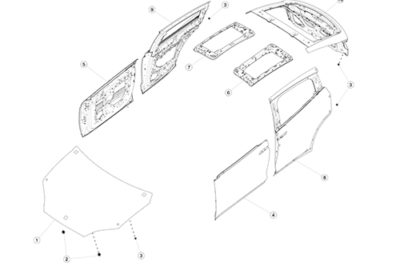 Tesla Model X Bauteile Bauteilkatalog Katalog Teile Teilekatalog Übersicht Ersatz Ersatzteile Greenspeed Aachen Gebrauchtwagen Elektromobilität Deutschland