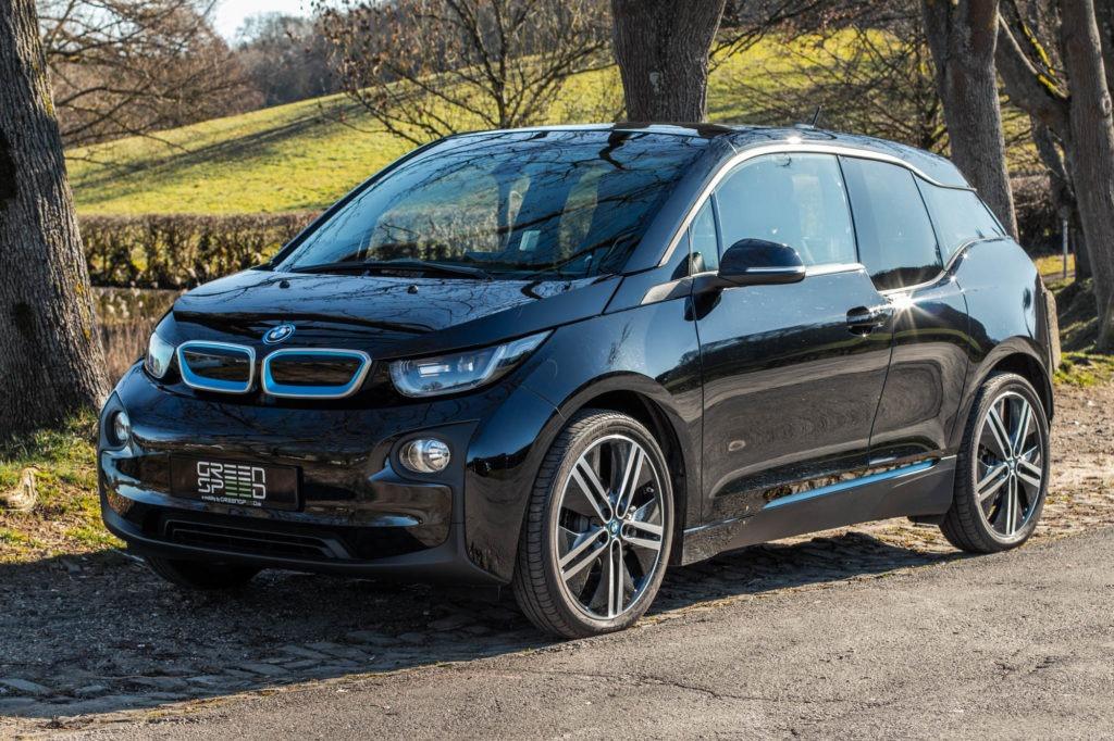 BMW i3 94 Ah Baujahr 2017 2. Generation Gebrauchtwagen gebraucht kaufen Aachen Greenspeed Elektromobilität Kleinwagen