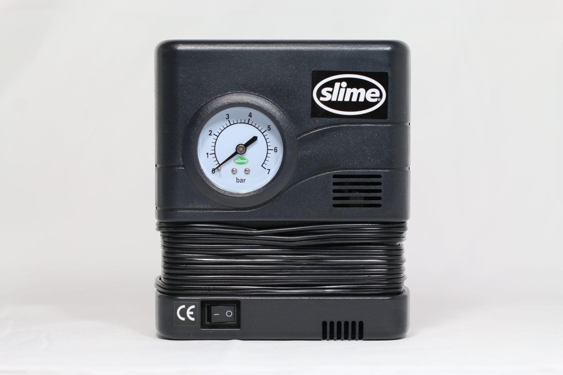 Slime Emergency Flat Tyre Repair Kit Dichtungsmittel Reifenpanne Reifen Reparatur Kompressor Ventiladapter Werkzeug Reifendichtmittel Einfüllschlauch