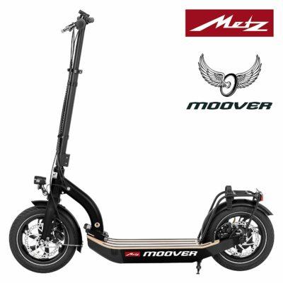 E-Scooter Metz Moover Schwarz Elektromobilität Greenspeed Aachen