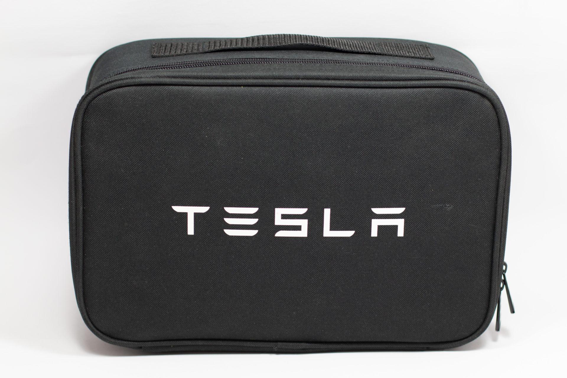 Anhängerkupplung Tesla Model X AHK Zubehör Aufbewahrungstasche Transporttasche Greenspeed Aachen kaufen