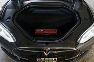 Tesla Model S85D grau metallic Schiebedach Holzdekor Alcantara Dachhimmel Smart Air Luftfederung Premium Interieur und Beleuchtung Supercharger Freischaltung Next Generation Ledersitze Diebstahlschutzpaket E-Auto Elektro Auto greenspeed emobility Deutschland Fahrzeugkauf Elektromobilität Elektromobil