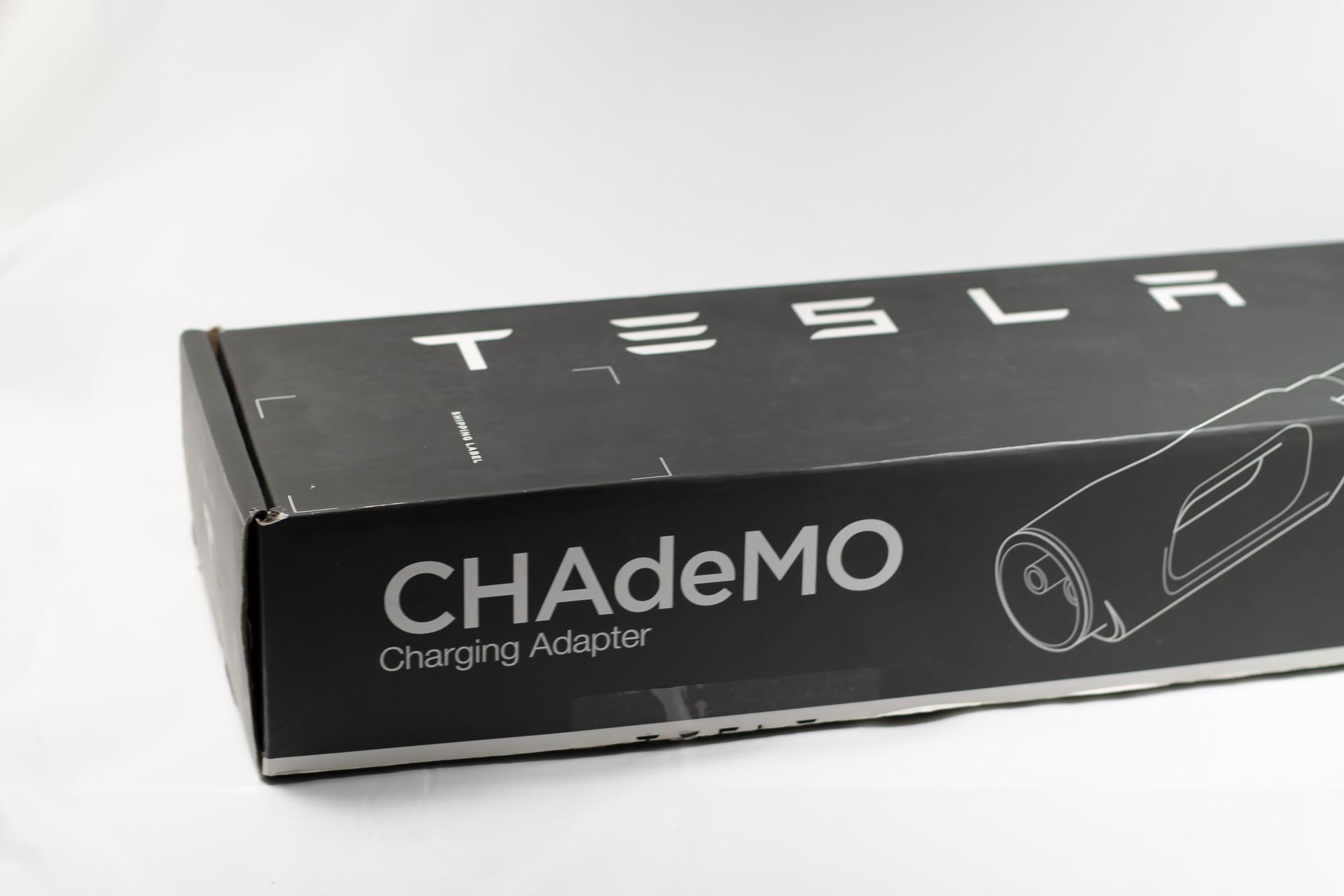 Tesla Adapter CHAdeMO Laden Ladekabel Aufladen Charge Charging Gebraucht kaufen Greenspeed Aachen Tesla