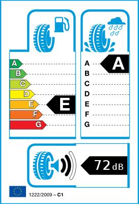 Foto: EU-Reifenlabel für Continental ContiSportContact 5 245/35 ZR 21 96 W und Continental ContiSportContact 5P 245/35 ZR R21 96 Y