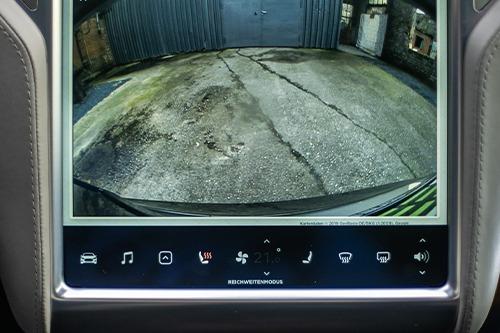 Tesla Model S Touchscreen Rückfahrkamera Infotainment MCU Media Control Unit greenspeed emobility Aachen NRW Deutschland Gebrauchtwagen Zubehör kaufen