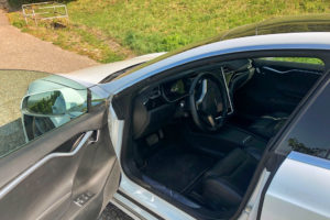 Tesla Model S75D Perlweiß Multi-coat Autopilot 2.0 Uncorked unfallfrei Gebrauchtwagen Gebrauchtfahrzeug