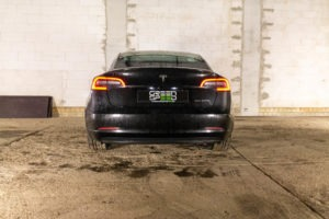 Foto: Tesla Model 3 Long Range AWD mit weißem Premium-Innenraum bei Greenspeed gebraucht kaufen!   © Greenspeed.de